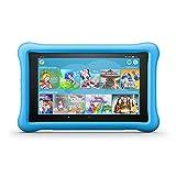 FireHD8 KidsEdition-Tablet, 8-Zoll-HD-Display, 32GB, blaue kindgerechte Hü